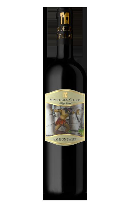 2011 Samson Sweet Red Wine