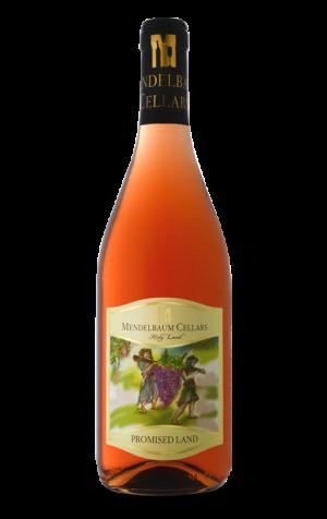 2015 Promised Land Sweet Rose Wine