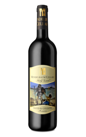 2015 David and Goliath Reserve Dry Red Wine