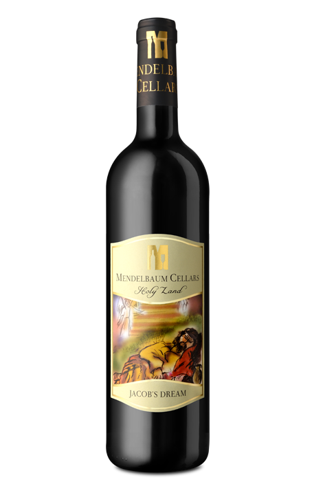 2015 Jacob's Dream Dry Red Wine