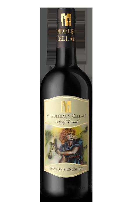 2009 David's Slingshot Port Style Wine