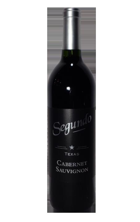 Segundo Texas Cabernet sauvignon- Dry Red Wine