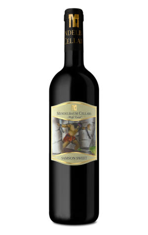 2011 Samson Sweet Red Wine