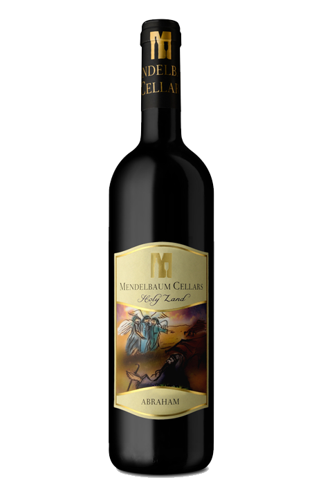 2013 Abraham Dry Red Wine