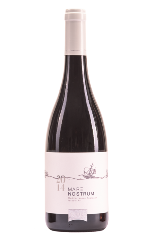 2014 Mare Nostrum Dry Red Wine