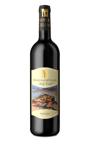 2016 Masada Dry Red Wine